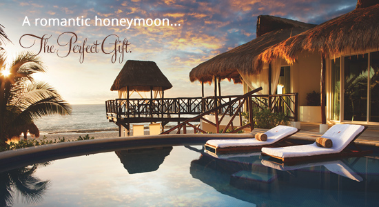 Karisma Resorts - A Romantic Honeymoon The Perfect Gift