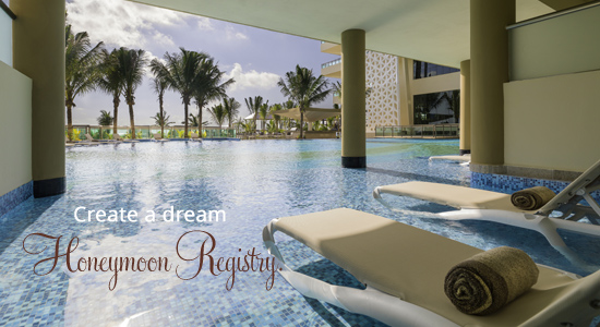 Karisma Resorts - Create A Dream Honeymoon Registry